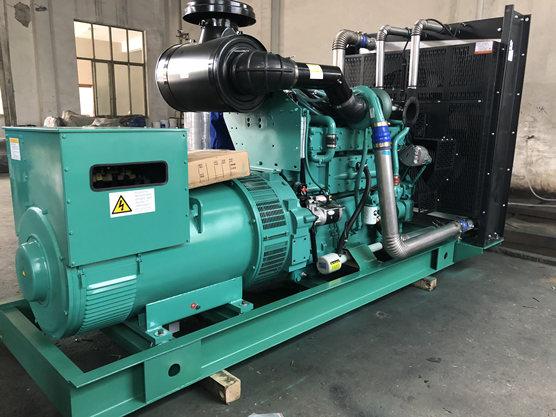 康明斯系列柴油发电机组启动前需做哪些准备工作