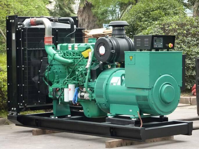 柴油发电机组无法停机原因和处理方法