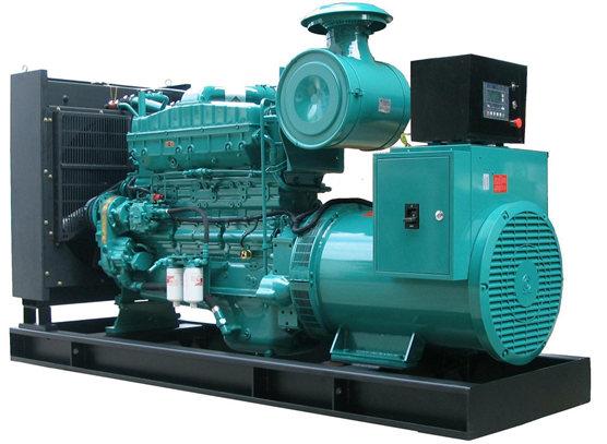 柴油发电机组加速不灵敏的原因