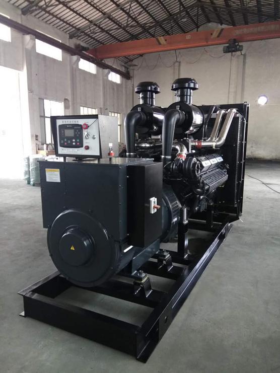 西安300kw上柴柴油发电机
