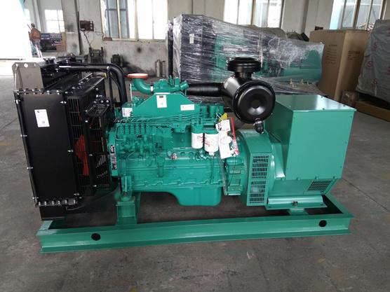 西安发电机厂家:康明斯柴油发电机组带载前的准备工作