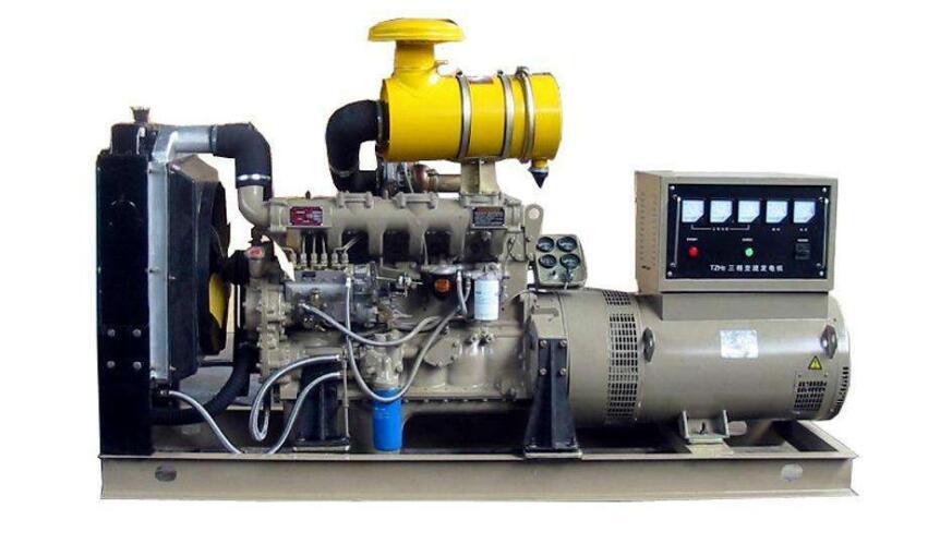 200KW潍柴动力柴油发电机组
