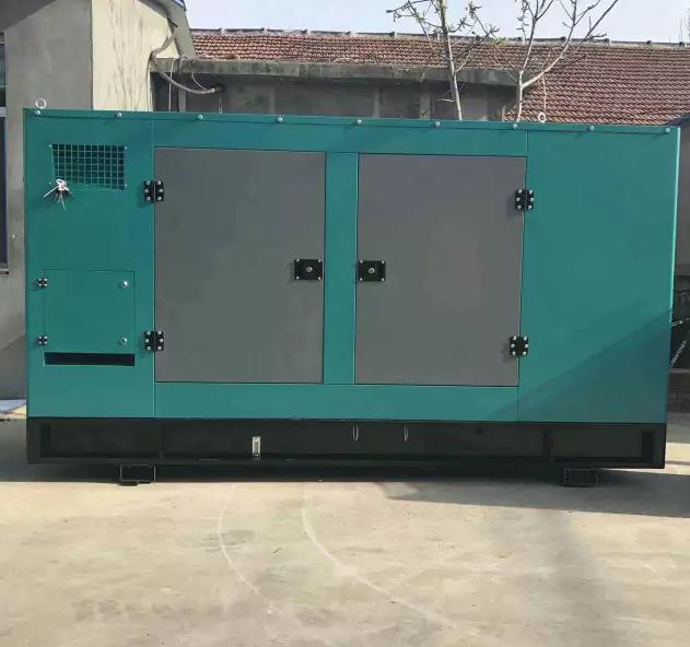 康明斯静音型柴油发电机组