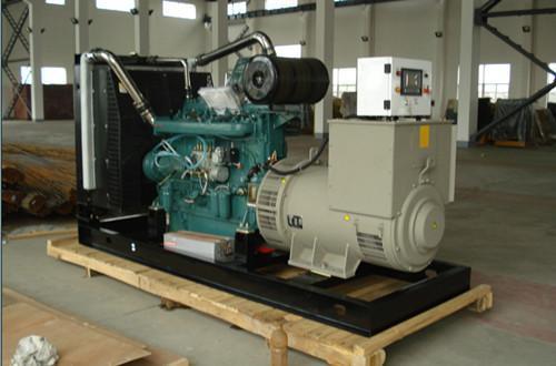 250KW无锡动力柴油发电机组