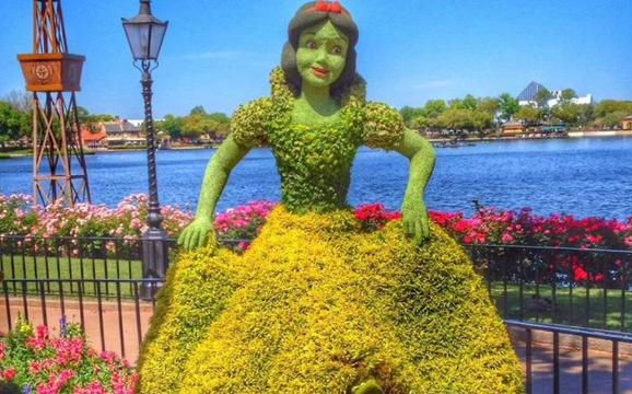 西安仿真绿雕设计制作