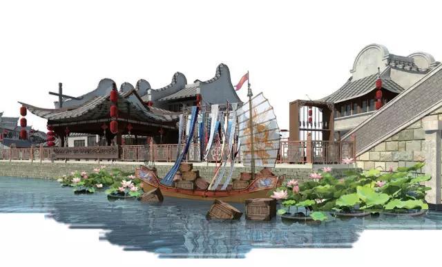西安主题公园景观设计