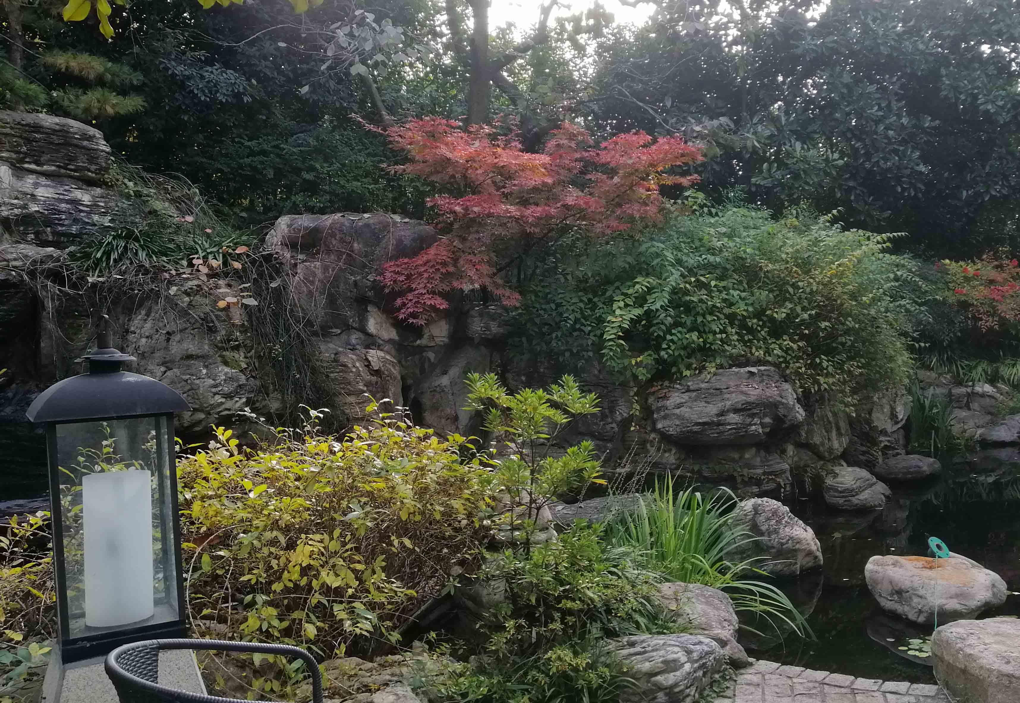 西安曲江庭院景观设计三个重要的观念