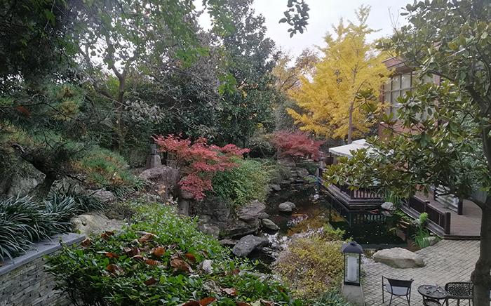 西安庭院景观设计