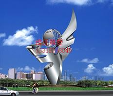不锈钢雕塑01