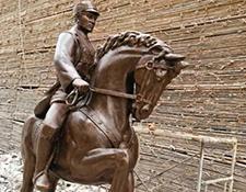 西安铸铜雕塑厂
