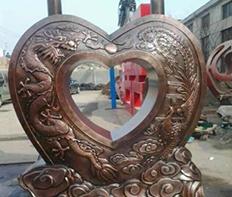 铜雕塑的用途和制作过程