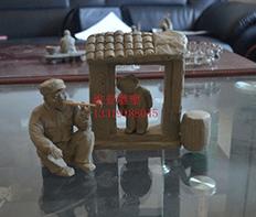 人物场景雕塑定制