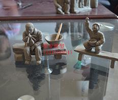 维亚场景雕塑