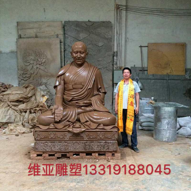 西安泥稿雕塑