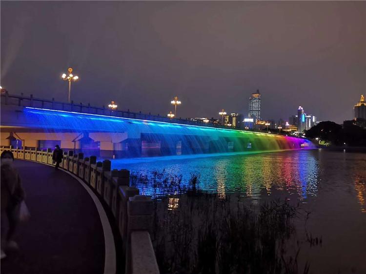 水景景观照明设计手法有哪些?