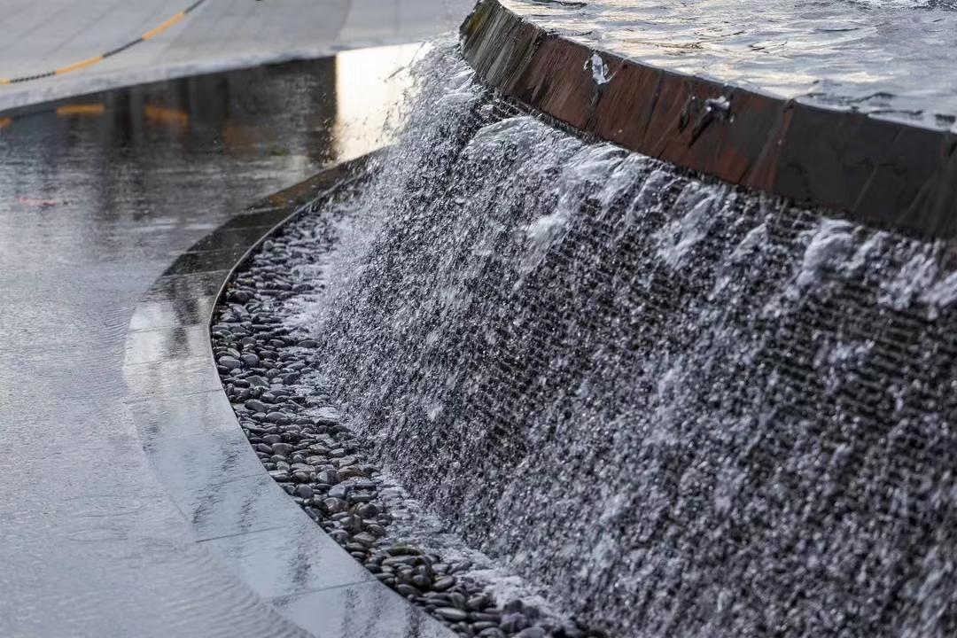 小型喷泉水景