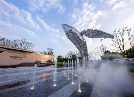 别墅区水景雕塑