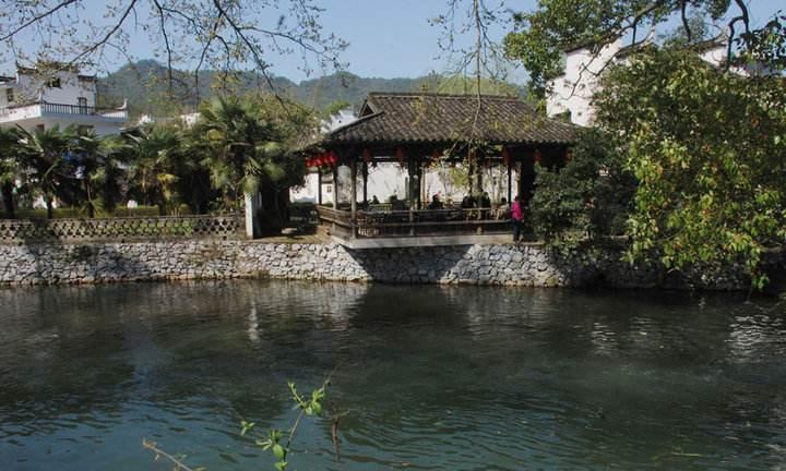如何打造乡村水景景观?