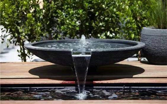 私人庭院水景设计要点