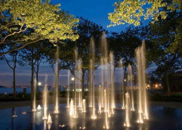 西安水景设计