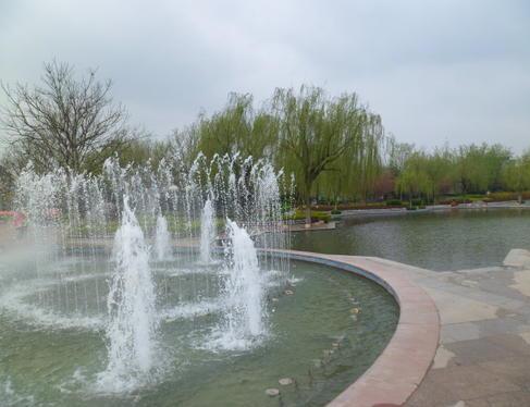 广场水景设计怎么做才出彩?