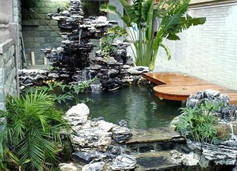 西安水景景观公司