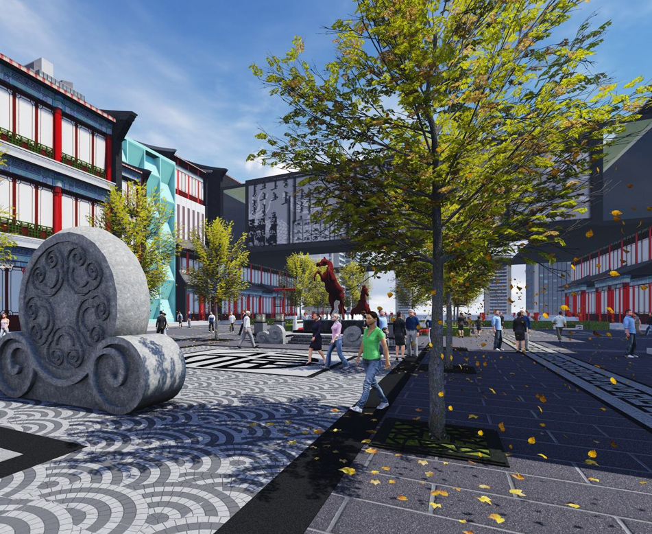 街景景观改造