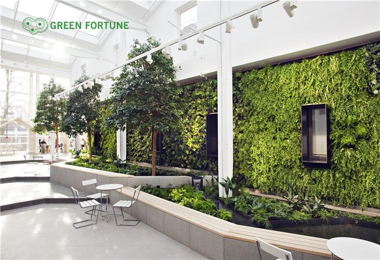 秋冬季室外植物墙如何做维养?