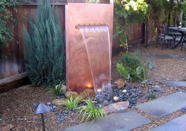 庭院水景设计