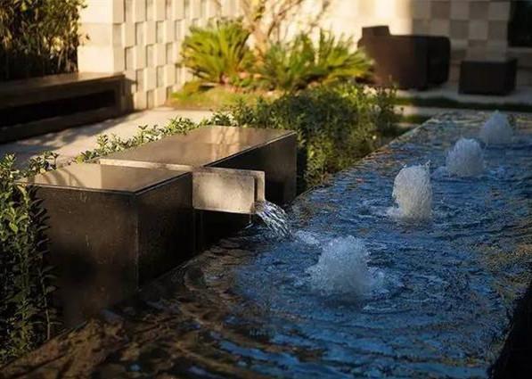 房地产水景打造的价值
