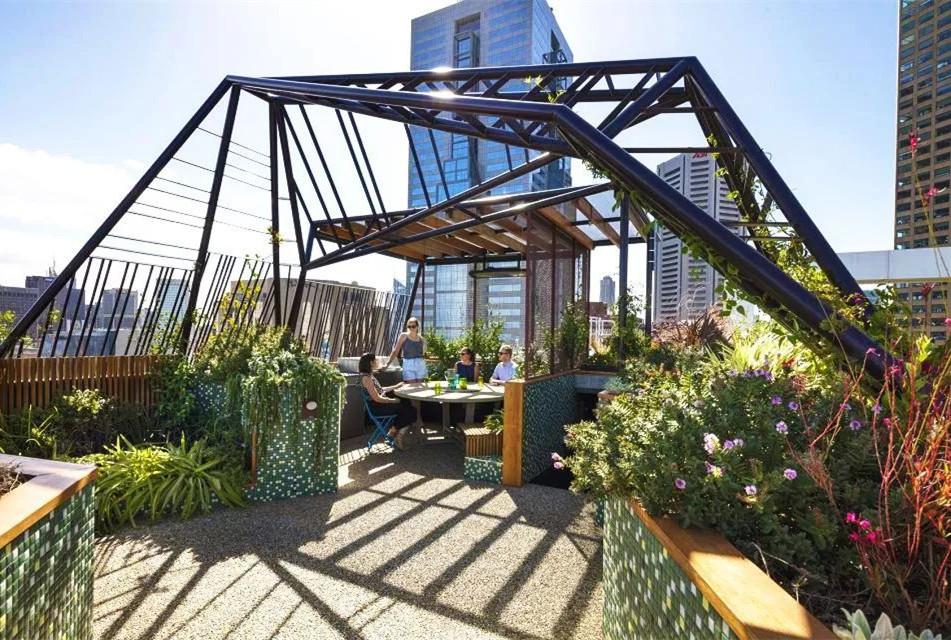 屋顶花园打造最适合什么植物?