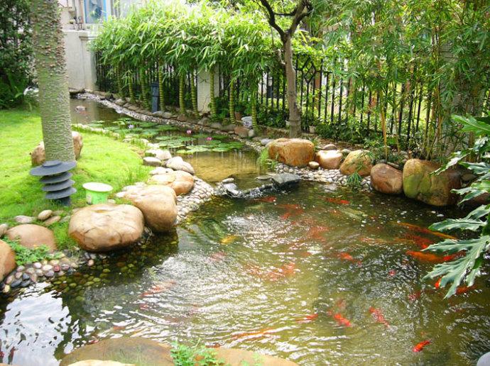 夏日水景打造,就找文源景观