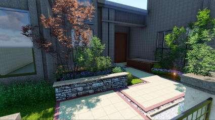 家庭屋頂綠化的一些常見類型