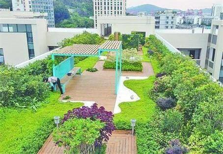 屋顶绿化如何做防水?