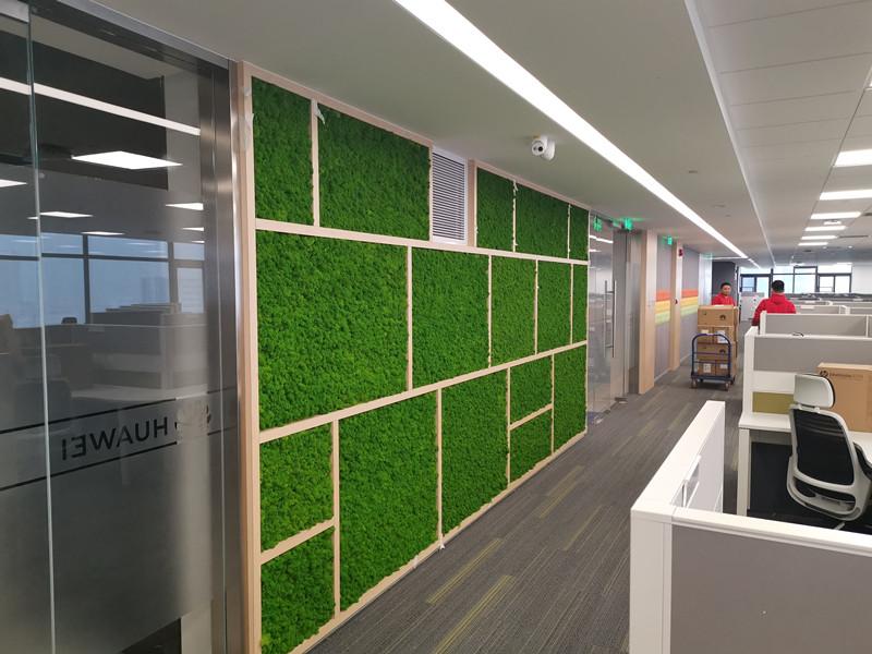 西安植物墙制作厂家