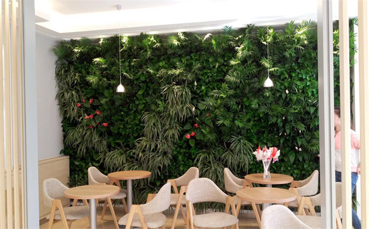 西安植物墻公司