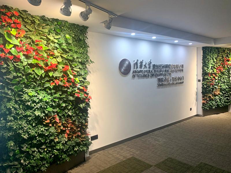 西安植物墙施工厂家