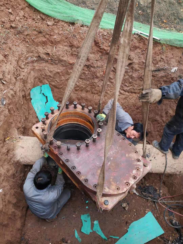 输气管道带压开孔排水技术应用