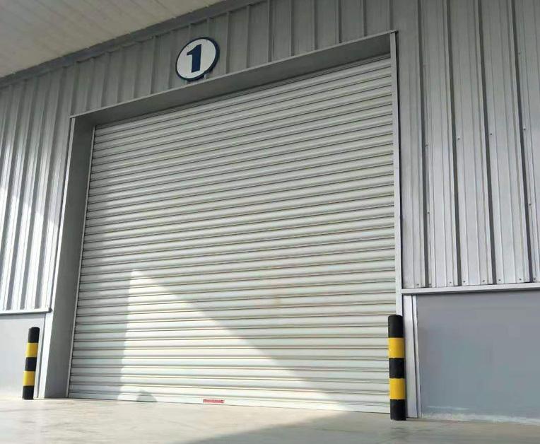 工业抗风卷帘门