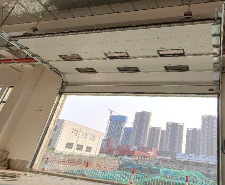 西安工业翻板门