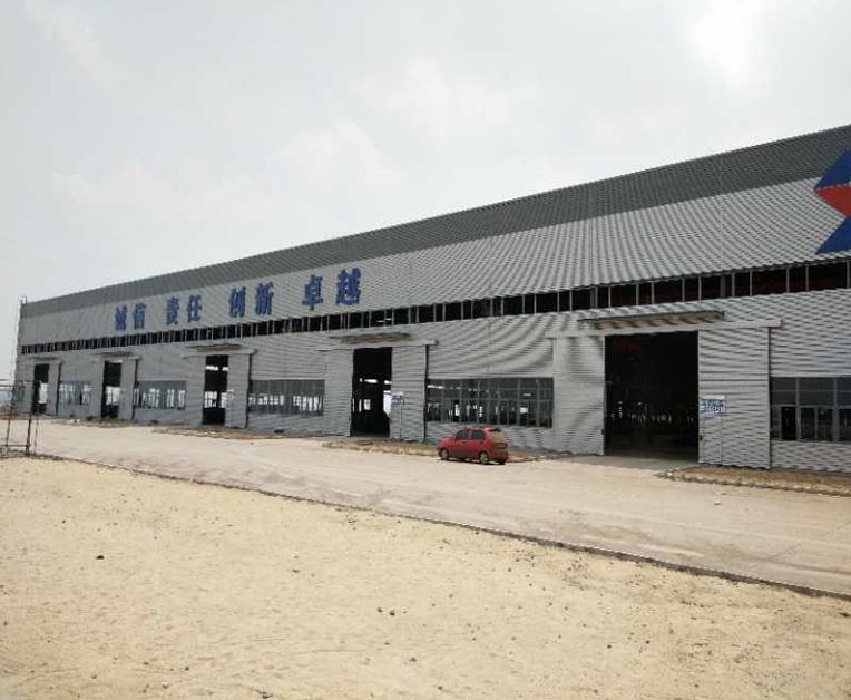 陕西大型仓库工业推拉门安装