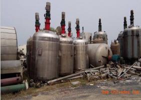 西安二手化工設備回收平臺勢頭越來越足