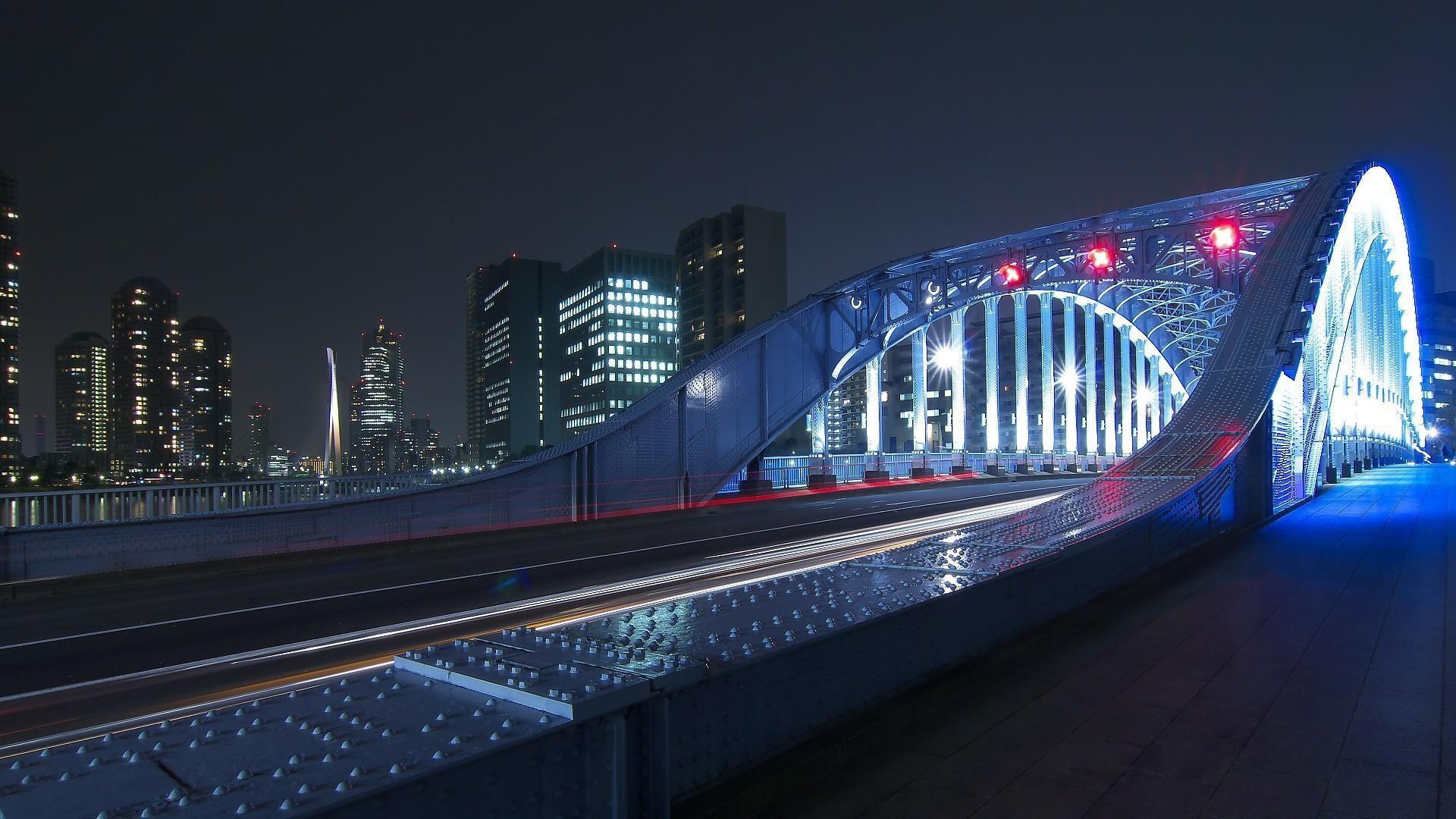 城市亮化(大桥)