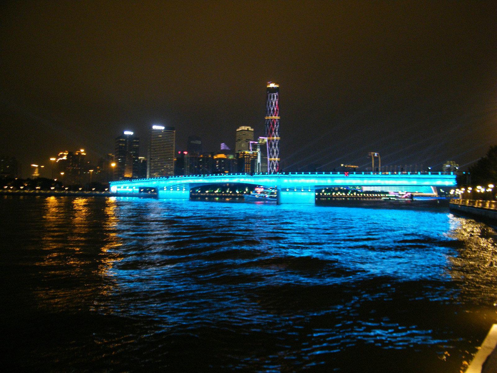 城市亮化(桥体)