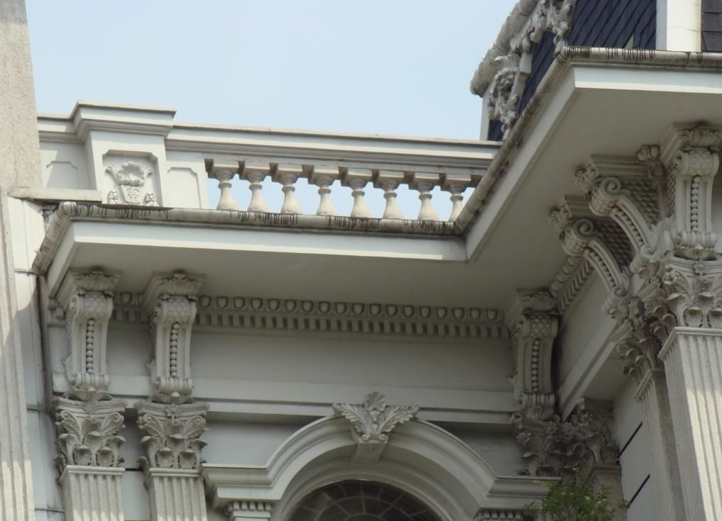 西安哪有雕塑GRC欧式构件的厂家