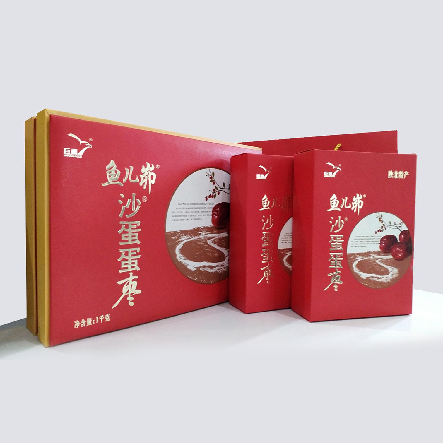 巨鹰特产礼盒设计