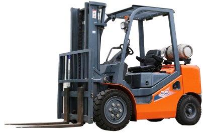 H3系列3-3.5噸汽油機系列叉車