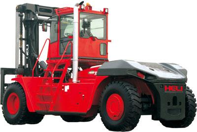 G系列28-32噸內燃平衡重式叉車