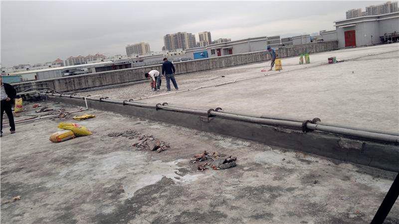 屋顶防水补漏步骤以及应该注意的事项