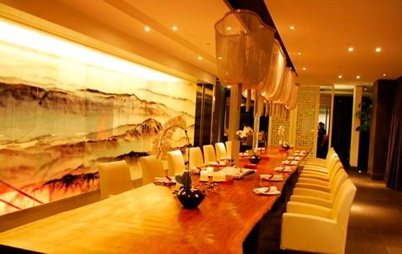 此次新的餐厅设计理念
